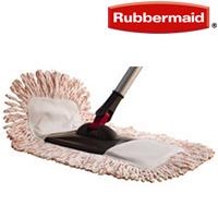 フレキシブルスイーパー 交換用パット 44968-3 ラバーメイド ラバーメイド モップ 掃除 フローリング 床掃除 拭く 清掃