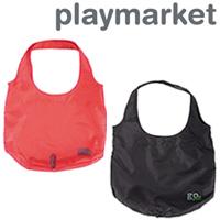 プレイマーケット ショッピングバッグ2個パック 24179-5 24180-1  買い物バッグ エコバッグ かばん 買い物 おしゃれ ショッピング