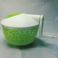 サラダスピナーM 91012-9 Mastfull  水切り サラダ キッチン雑貨 キッチン用品 野菜 ザル ざる