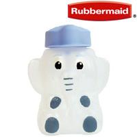 ストローマグ アニマルジュースボックス エレフアント 280ml 25395-2 ラバーメイド  ラバーメイド ストローマグ 乳幼児 水筒 キッズ キッチン雑貨 ジュース入れ