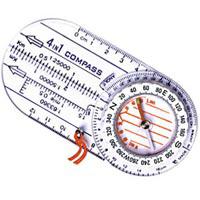 方位磁石 4in1 マップコンパス 150S オイルコンパス コンパス キャンプ レジャー 登山 方位磁針