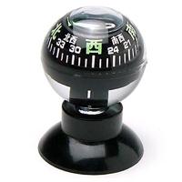 方位磁石 球形 コンパス 吸盤タイプ[サクション] 880S コンパス キャンプ レジャー 登山 方位磁針