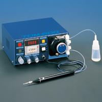 チュービングディスペンサー TOM-200 フィギュア デコ 接着 TOMIX トミタエンジニアリング 接着剤 ディスペンサー
