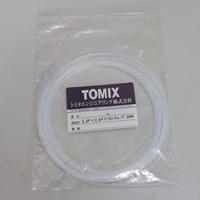 テフロンチューブ1.4φ×2.0φ×10m フィギュア デコ 接着 TOMIX トミタエンジニアリング 接着剤 ディスペンサー テフロンチューブ