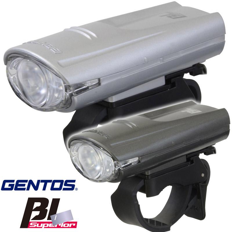 GENTOS バイクライト BL350 BL-350MG BL-350SR ジェントス LED 自転車用ライト 自転車用パーツ