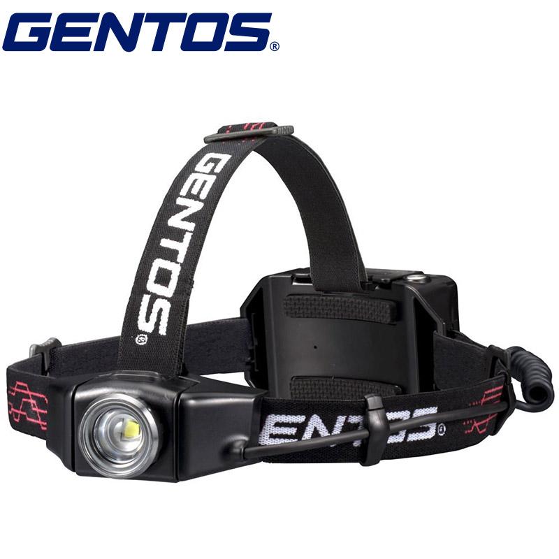 GENTOS Gシリーズ ヘッドライト 003RG GH-003RG ヘッド ジェントス ヘッドライト 懐中電灯 防災 照明