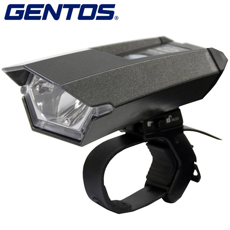 GENTOS バイクライト XB300B XB-300B ジェントス 自転車用ライト バイクライト 夜間点灯