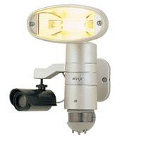 セキュリティーライト C-150 ダミーカメラ付 ライテックスシリーズ MUSASHI [ムサシ] 防犯ライト 光 センサーライト ダミーカメラ 犯罪防止
