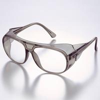 メガネ アイカップフレーム UL-101-TBPCF [JISPCF] 保護メガネ [スペクタクル形]