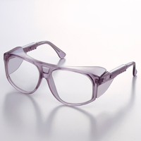 メガネ クリスタルフレーム UL-250-TBPCHF [JISPCHF] 保護メガネ [スペクタクル形]