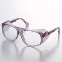 メガネ クリスタルフレーム UL-250-TBCR [JISCR] 保護メガネ [スペクタクル形]