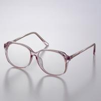 保護メガネ メガネ 388-CR39 レディース 女性用 プラスチックフレーム [スペクタクル形]