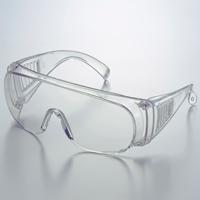 メガネ 保護メガネ オーバーグラス 2200-PC