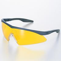 保護メガネ [スペクタクル形] Pit Pit 2701-PC ゴールデンアンバー