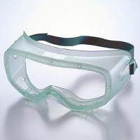 ゴーグル 密閉式スコープゴーグル GL-85 AF アスベスト 新型インフルエンザ ウイルス 化学物質 対策用ゴーグル