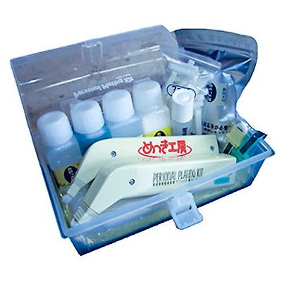 めっき工房 徳用セット MG-602 L600156 マルイ鍍金工業 DIY 工具 塗料 補修