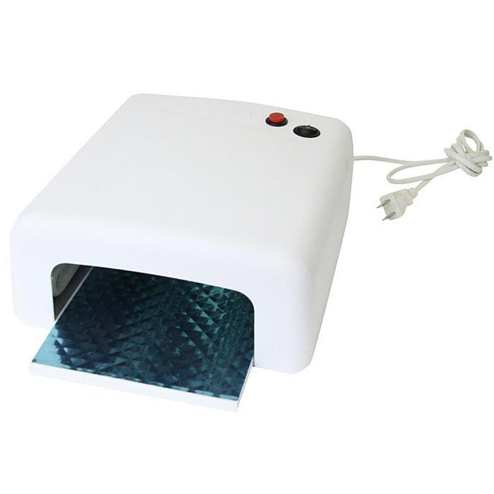 レジン用 UVライト 36W タイマー付き 紫外線ライト 紫外線照射機 パジコ