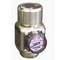 レギュレーター 超小型 可変式 低圧用、高圧用[オープン/クローズあり] 工具 溶接 調圧 ガス 堅牢 高耐圧