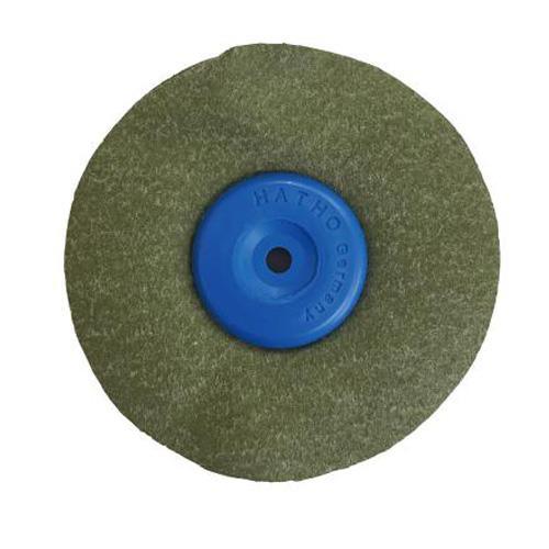 ハトー COSIMAバフ ソフト 緑色 鈴峯 卓上 集塵バフモーター SBL-100 専用オプションパーツ 工具 DIY 金属加工 研磨 彫金 おすすめ