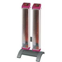 セラムヒート ツインタイプスタンド付 2連型 ERK30MD 遠赤外線 暖房機 ダイキン [DAIKIN]