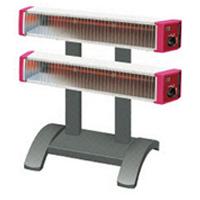 セラムヒート ツインタイプスタンド付 2連型 ERK30MDH 遠赤外線 暖房機 ダイキン [DAIKIN]