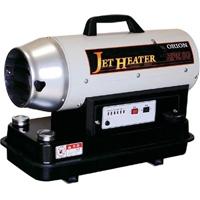 可搬式熱風式 暖房機 ジェットヒーターHP 放射式直火形 HPE80 オリオン ORION