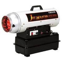 可搬式熱風式 暖房機 ジェットヒーターHP 放射式直火形 HPE150A オリオン ORION
