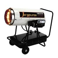 可搬式熱風式 暖房機 ジェットヒーターHP 放射式直火形 HPE250 オリオン ORION