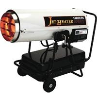 可搬式熱風式 暖房機 ジェットヒーターHP 放射式直火形 HPE370 オリオン ORION