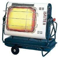 BRITEII 放射式直火型 HR330H オリオン ORION?暖房