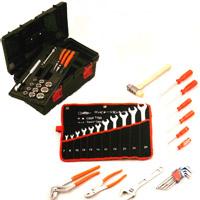 TRUSCO スーパーツール プロ用 標準工具セット [総入数48点] S6500N [トラスコ]  工具セット 修理 工具