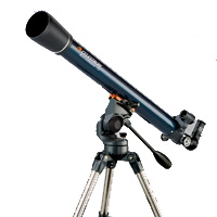 望遠鏡 セレストロン 天体望遠鏡 屈折式 子供 初心者 アストロマスター ASTRO MASTER 70AZ アクロマート 小学生 CELESTRON