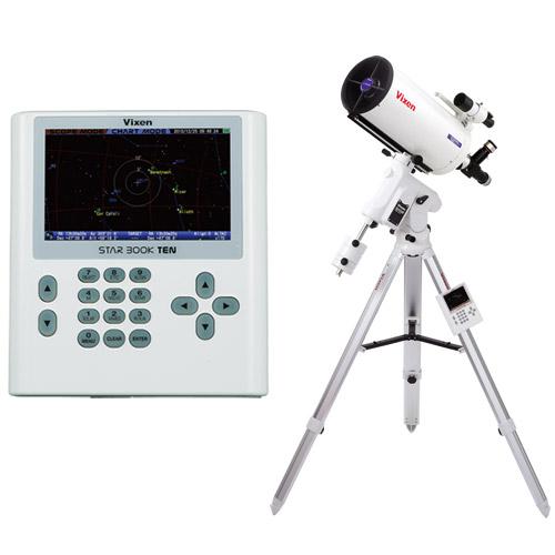 天体望遠鏡 SXD2赤道儀・PFL-VC200L ビクセン 自動追尾 自動導入 VIXEN 宙ガール 天体観測 STAR BOOK TEN カタディオプトリック式 星景 星野 撮影 写真