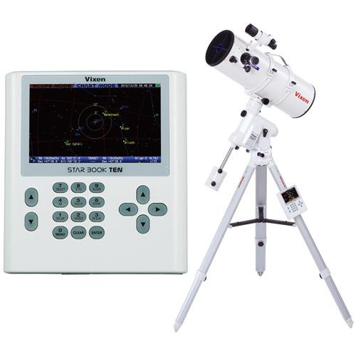 天体望遠鏡 SXP赤道儀・PFL-R200SS ビクセン 自動追尾 自動導入 VIXEN 宙ガール 天体観測 STAR BOOK TEN 反射式 星景 星野 撮影 写真