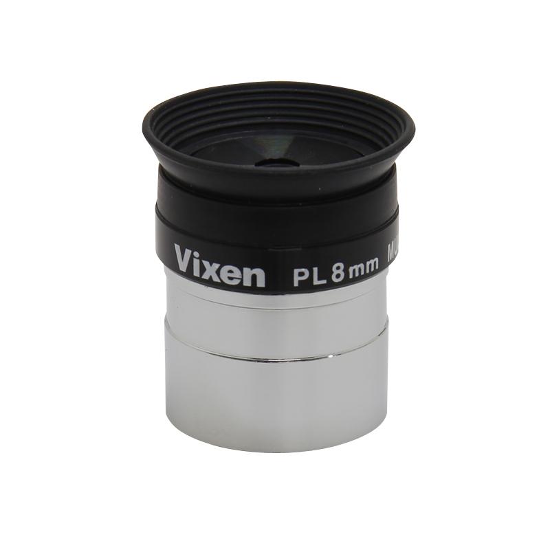 接眼レンズ 天体望遠鏡 ビクセン アイピース PL8mm オプションパーツ アクセサリー VIXEN