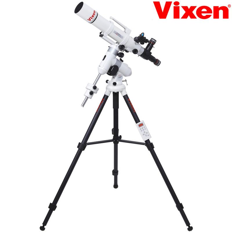 天体望遠鏡 ビクセン SD81S鏡筒搭載セット AP-SD81S・SM 26163-5 VIXEN おすすめ 土星の輪 写真撮影 SDレンズ 赤道儀 三脚 セット