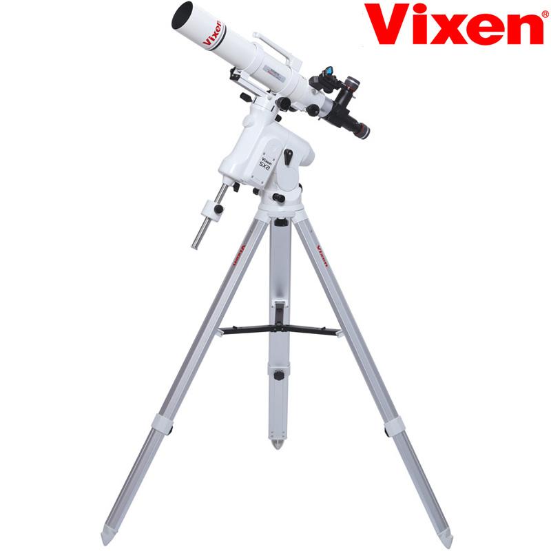 天体望遠鏡 ビクセン SD81S鏡筒搭載セット SX2-SD81S 26164-2 VIXEN おすすめ 土星の輪 写真撮影 SDレンズ 赤道儀 三脚 セット
