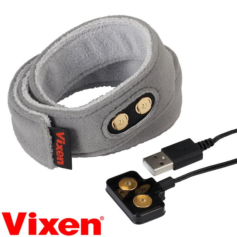 レンズヒーター360II ビクセン カメラ レンズ ヒーター 撮影時のレンズ結露を防止 35415-3 VIXEN