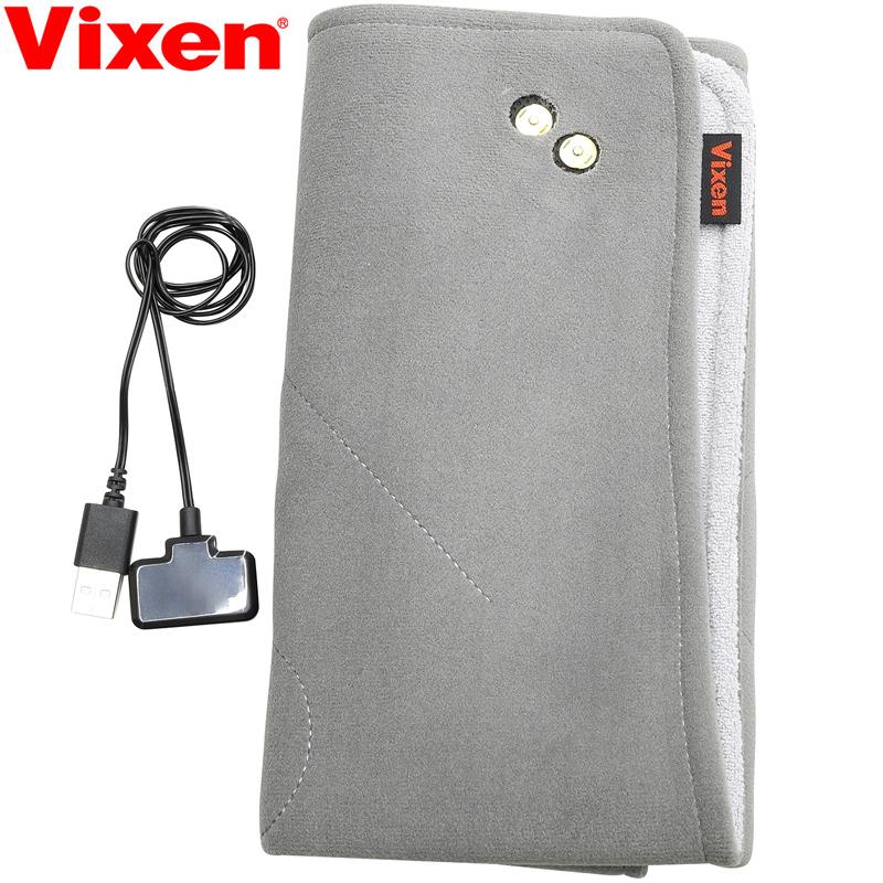 ヒーターラップシートII ビクセン カメラ レンズ ヒーター カメラやレンズをドライに保護 35437-5 VIXEN