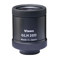 ビクセン フィールドスコープ用 接眼レンズ [アイピース] GLH20D [広角] 接眼レンズ アイピース カメラアクセサリー 天体観測