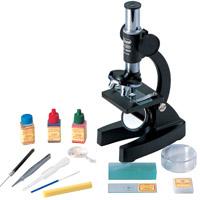 顕微鏡セット 学習用 SA-300セット ビクセン スタンダードタイプ 自由研究 簡易顕微鏡 初めての顕微鏡 最高倍率300倍 プレパラート付 カンブリア宮殿