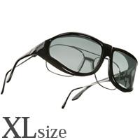 偏光 オーバーグラス ポラライズド W202G オーバーサングラス 偏光サングラス オーバー VISTANA [ビスタナ] 偏光グラス ゴルフ UV カット 紫外線カット