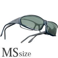VISTANA [ビスタナ] 偏光 オーバーグラス ポラライズド W414G オーバーサングラス 偏光サングラス オーバー 偏光グラス ゴルフ UV カット 紫外線カット