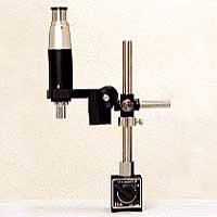 工作用顕微鏡 [ツールスコープ] I型 100倍 カートン 顕微鏡 工作用顕微鏡