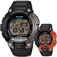 カシオ スポーツウォッチ PHYS フィズ STB-1000 CASIO ランニングウォッチ ランナーズ 腕時計 ジョギング スポーツ マラソン ラップタイム ブルートゥース