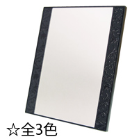 スタンドミラー 高級感 ヤマムラ 卓上ミラー ゴシック調 [鏡] SP-2
