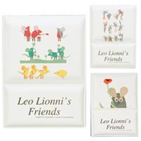 レオレオニ 折立スタンドミラー Leo Lionni's Friends LE-80 レオレオニ フレデリック 手鏡 ミラー メイクアップ ハンドミラー 鏡 スタンドミラー 卓上ミラー