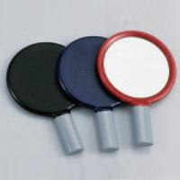 ハンドミラー レディ丸型ハンドS M-01 手鏡 ミラー ハンドミラー 小さめ シンプル