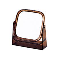 スタンドミラー ヤマムラ 卓上ミラー [鏡] レディ角型