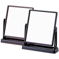 スタンドミラー 高級感 ヤマムラ 卓上ミラー [鏡] 角型